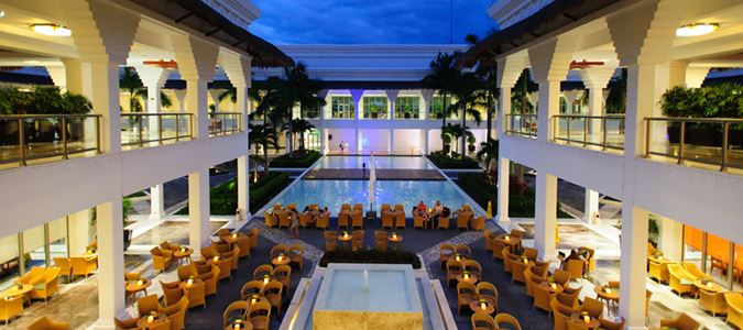GRAND SUNSET PRINCESS ALL SUITES REOST AND SPA COURTYARD