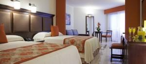Grand Palladium PVR Junior Suite Room